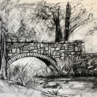 The Bridge in the Morning