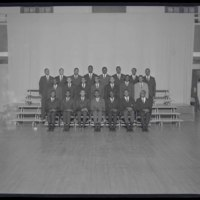 Michael G. Shinn, Mu Chapter of Kappa Alpha Psi, JAYHAWKER, 1964