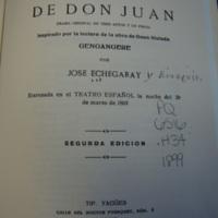 Echegaray, José