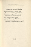 "<p>""Thoughts at an Anti Meeting"" from&nbsp;<i><span>Are Women P</span></i><i>eople? A Book of Rhymes for Suffrage Times</i></p><br />