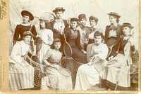 Women's tennis club