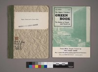 The Negro travelers' green book. 1955