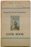 Kansas City Conservation cook book