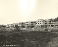 Barracks, Student Army Training Corps, 1918