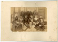 Juniors, Topeka High School 1892.