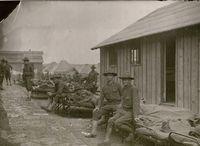 Medical Officers Training Camp, Fort Riley, Kansas, 1917