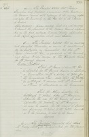 Minutes of the Board of Governors, McGill University <br />