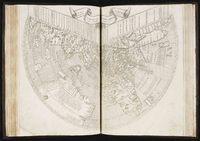 In hoc opere haec continentur Geographiae Cl. Ptolemaei a plurimis uiris utriusq[ue] linguae doctiss eme[n]data