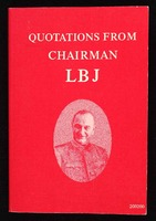 Quotations from Chairman LBJ