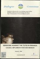 Genocide Against the Tutsi in Rwanda