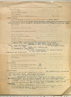 Kansas chapter of the Daughters of the American Revolution (DAR), report to the national society, DAR, regarding war work completed in Kansas through 1918.