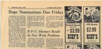 Hope Award Nominations Due UDK Sept 9 1970.jpg