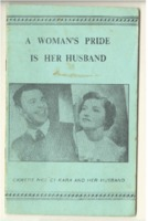 A woman's pride is her husband