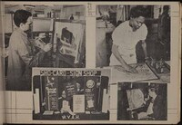 """""""Physical Medicine Rehabilitation. Winter VA Hospital, Topeka, Kansas."""" This pamphlet includes photographs and descriptions of the Art Shop and Manual Arts Therapy."""