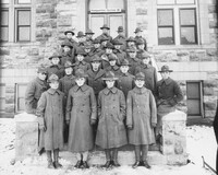 Student Army Training Corps, 1918