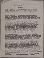 """""""Creative Art Therapy Showing the Functions of Art Used as Treatment."""" Article written by Mary Huntoon, 1949."""
