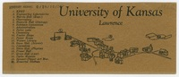 Campus map key
