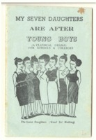 My seven daughters are after young boys : [a classical drama for schools & colleges]
