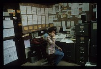 KU Information Center early 1970s
