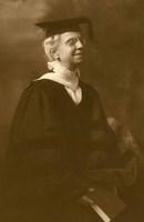 Professor Kate Stephens, ca. 1915