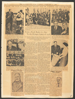 James Naismith Scrapbook Page