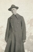 "Corporal Horace ""Hod"" Hakes Rich in uniform"