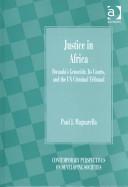 Justice in Africa(Justice)
