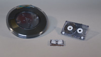 "<p>½"" Reel-to-Reel Tape</p><br />