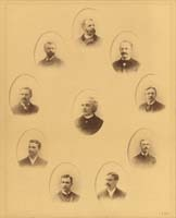 1893 Springfield College Faculty