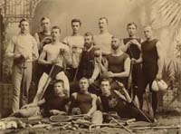 The Springfield College 1890 Physical Department students