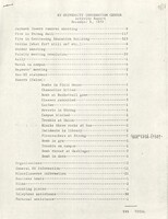 KU University Information Center Activity Report December 8, 1970