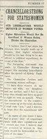 University Daily Kansan, March 16, 1911