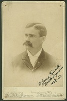 James Naismith, Director of Gymnasium