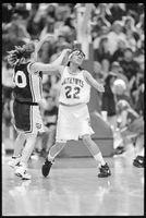 Women's Basketball Game Against CU