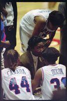 Women's Basketball Game against ISU