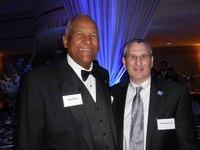 Michael Shinn and  Dean Branicky  Dept. of Engineering KU  2014 2.jpg